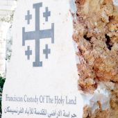 Jaffa Franciscan Custody of the Holy Land 2011 — Stock Photo