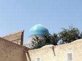 Samarkand the Shakhi-Zindah 2007 — Stock Photo