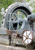 Rideau Canal Merrickville old turbine 2008 — ストック写真