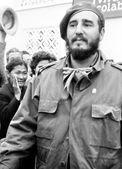 Yangiyer Fidel Castro 1963 — Stock Photo