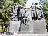 Washington the Samuel Gompers Memorial 2010 — Stock Photo