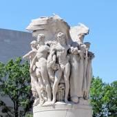Washington General George Meade Memorial 2013 — Stock Photo