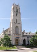 Washington Church of the Pilgrims 2007 — Stock Photo