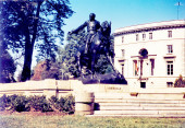 Washington General Philip Sheridan Statue 2000 — Stock Photo