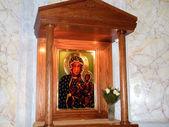 Jaffa Church of St Peter Madonna and Child 2011 — Stock Photo