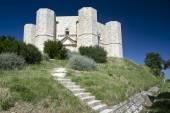 Castel del monte (Italy) — Stock Photo