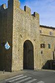 S. Porto di Francesco, Volterra village, Toscana, Italia 2 — Foto Stock