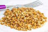 Buckwheat — Stockfoto