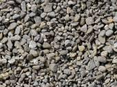 Seamless gravel texture — Stock Photo