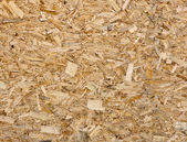 Oriented strand board (OSB) texture — Stock Photo