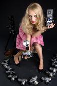 Mädchen — Stockfoto
