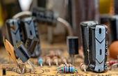 Elektrisch circuit — Stockfoto