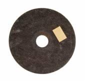 Abrasive disk — Stock Photo
