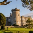 Photo famous 5 star dromoland castle hotel and golf club in ireland — Stock Photo #67891667
