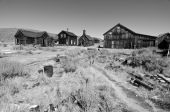 Bodie national state park, ca, usa — Stock Photo