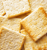 Yellow biscuits  — Stock Photo