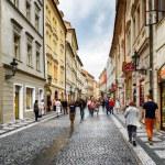 Celetna street in Prague — Stock Photo #59336921