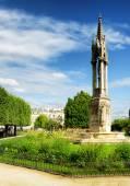 The Cathedral of Notre Dame de Paris — Stock Photo