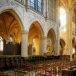 Catholic church of Saint Germain of Auxerre in Paris, France. — Stock Photo #64115105