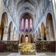 Catholic church of Saint Germain of Auxerre in Paris, France. — Stock Photo #64115165