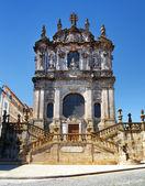 The Clerigos Church in Porto, Portugal. — Φωτογραφία Αρχείου