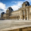 The view of the Passage Richelieu in Louvre, Paris, France. — Stock Photo #64850429