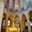 Catholic church of Saint Germain of Auxerre in Paris, France. — Stock Photo #65172245
