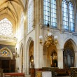 Catholic church of Saint Germain of Auxerre in Paris, France. — Stock Photo #65172385