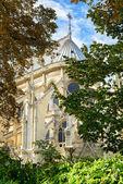 La catedral de notre dame de paris — Foto de Stock