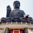 Tian Tan Buddha in Hong Kong — Stock Photo #68738505