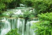 Beautiful Waterfall in Thailand — Stock Photo