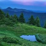 Lake — Stock Photo #54066223