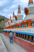 Gompa — Stock Photo