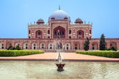 Humayuntomb — Stock Photo