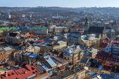 Lviv — Stock Photo