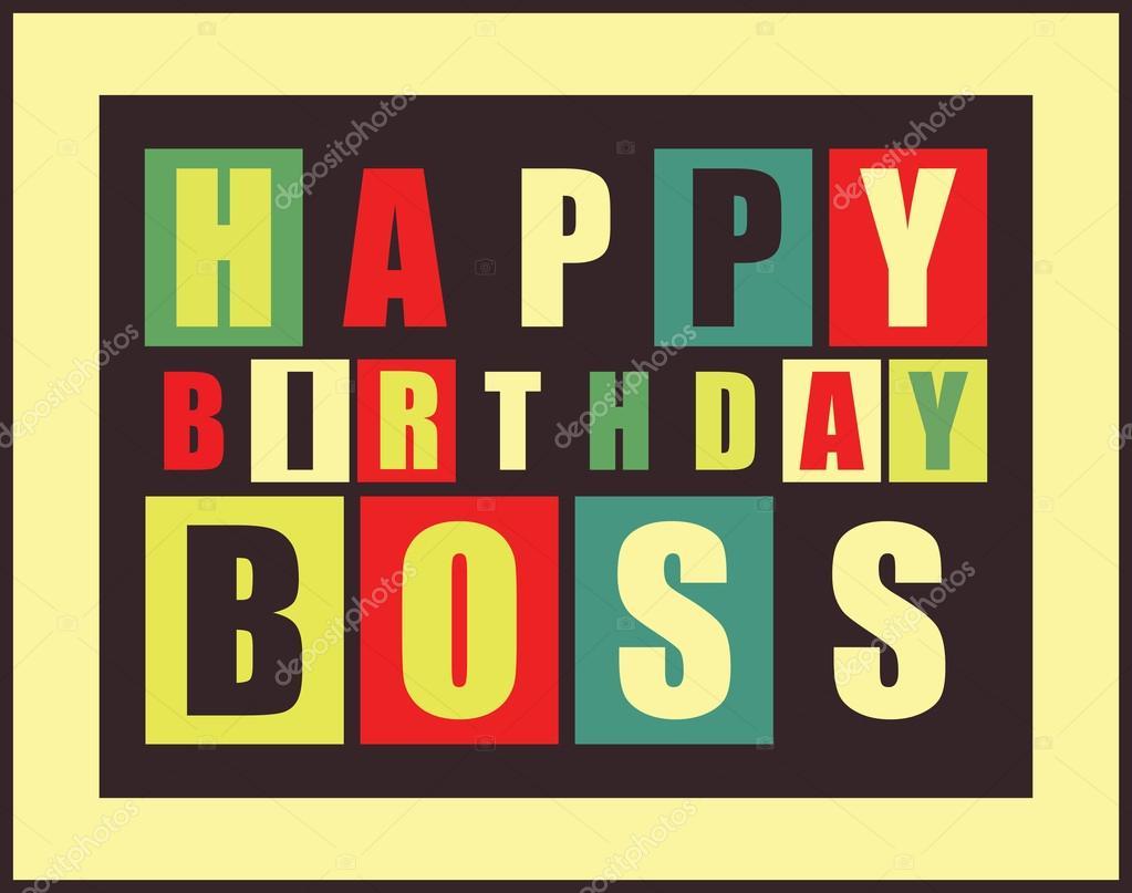 Открытки с днем рождения начальнику, руководителю мужчине и 402