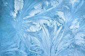 Abstract frost — Stock Photo