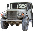 Old military truck — Stock Photo #71907387