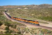 Поезда являются транспортировка нефти Дизель — Стоковое фото