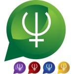 Neptune web button — Stock Vector #64131919