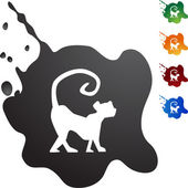 Chinese Zodiac Sign Icon — Stock Vector