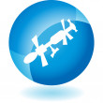 Satellite Icon set — Stock Vector #64141623