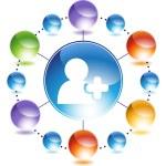 Add Friend web button — Stock Vector #64148527