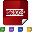 Stent Clogged Artery icon set — ストックベクタ #64154279