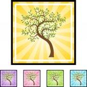 Money Tree icon — Stock Vector