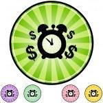 Annuity web icon — Stock Vector #64188499