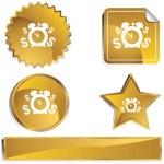 Annuity web icon — Stock Vector #64210137