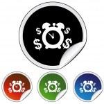 Annuity web icon — Stock Vector #64216137