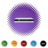 Digital Video Recorder — Cтоковый вектор