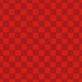 红色方格的图案. — 图库矢量图片